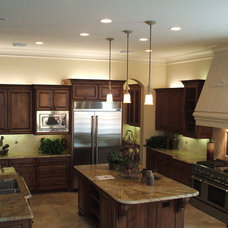 Traditional Kitchen by Bunker Hill Design