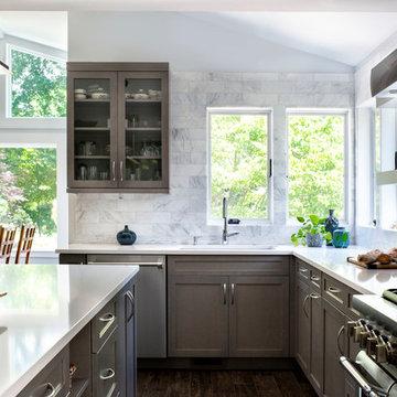 Woodlands Kitchen Addition