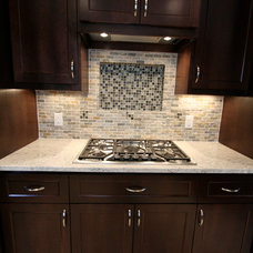 Contemporary Kitchen by Sneller Custom Homes and Remodeling, LLC