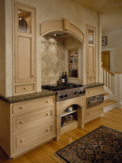 Light Maple Cabinets | Houzz