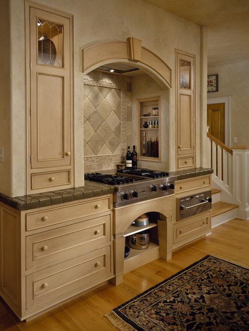 Light Maple Cabinets | Houzz