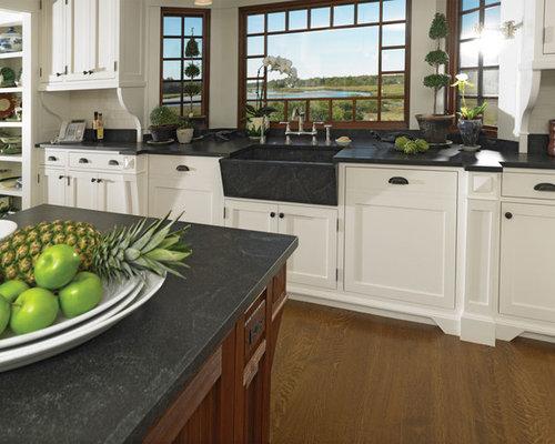 Jet Mist Honed Granite Home Design Ideas Pictures