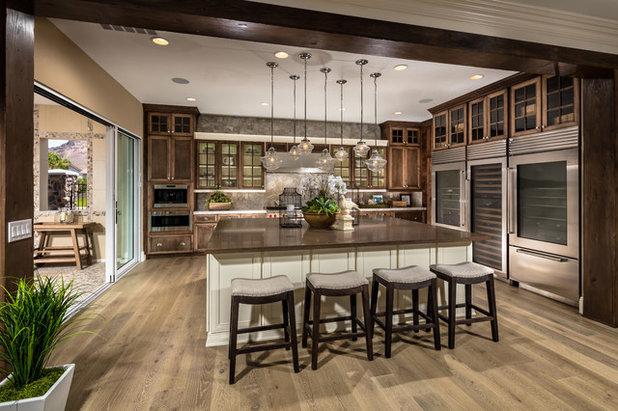 Tropical Kitchen by savannah design group