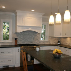 Traditional Kitchen by Tarallo Kitchen and Bath, Inc.