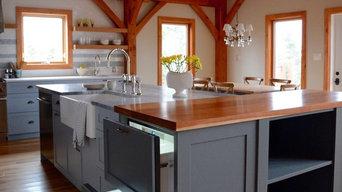 Woodsford Kitchen
