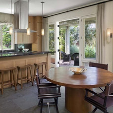 Contemporary Kitchen by Cathy Schwabe Architecture