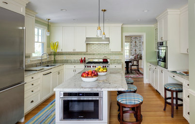 The Polite House: How to Handle Entertaining Around Marble Countertops