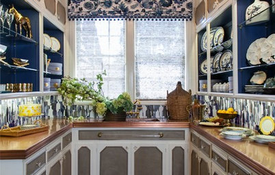We Can Dream: 40 Beautiful Butler's Pantries