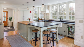 Woodstock Kitchen & Bath Design Shelburne Remodel