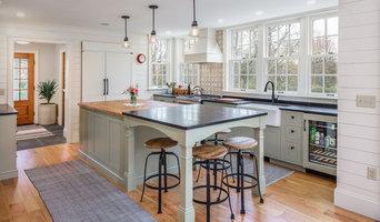 Woodstock Kitchen & Bath Design Shelburne Remodel