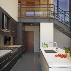 contemporary kitchen by Ziger/Snead Architects