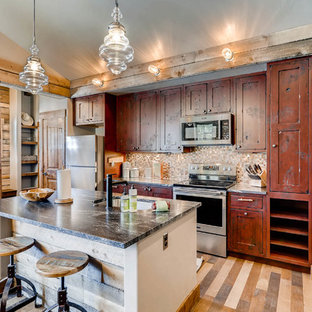 70 Best Small Rustic Kitchen Ideas Photos Houzz