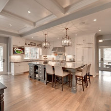 Traditional Kitchen by Kurt Baum & Associates