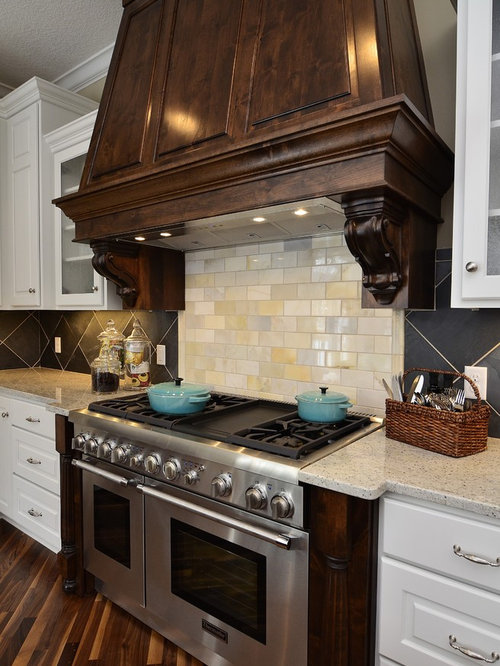 Wood Range Hoods Cabinets ~ Wood vent hood home design ideas pictures remodel and decor