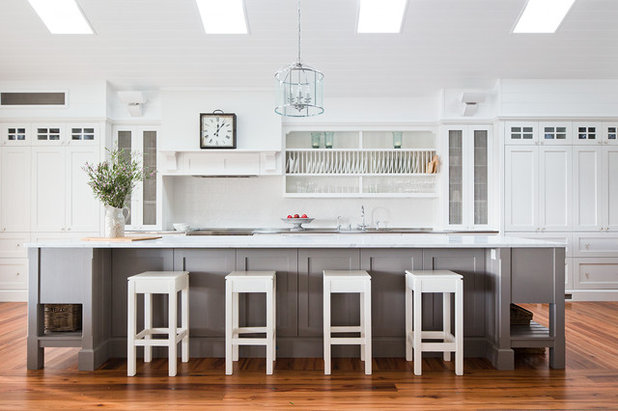 Transitional Kitchen by Provincial Kitchens
