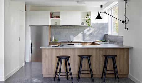 7 pallar och barstolar som förhöjer din köksö