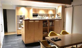 Working kitchen showroom in Venice CA