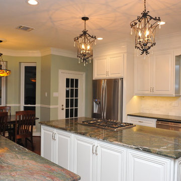 Wortham/NW Harris County Traditional Home Renovation Project