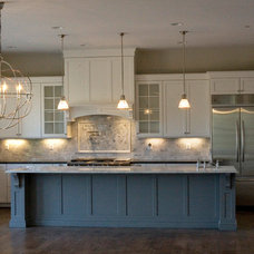Traditional Kitchen by Goodier Baker Homes