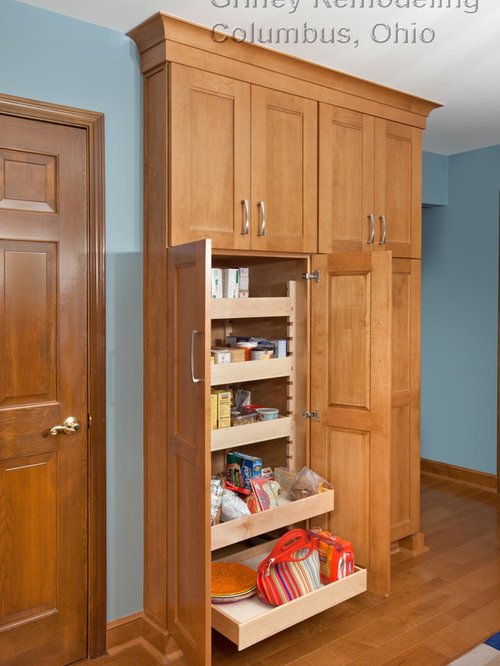 stand alone pantry ideas pictures remodel and decor