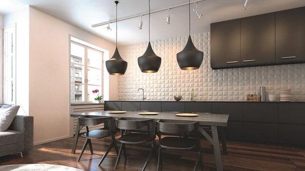 Contemporary Kitchen By Myaree Ceramics