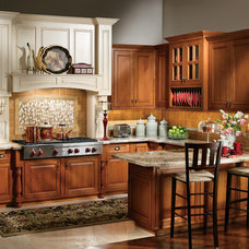 Traditional Kitchen by Stanisci Design & Manufacturing