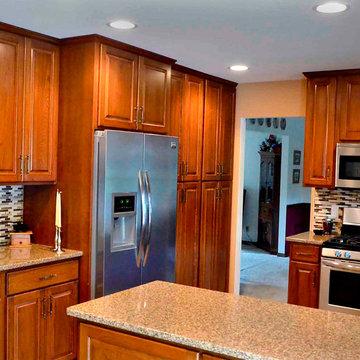 WRA, Silver - Brookfield Kitchen
