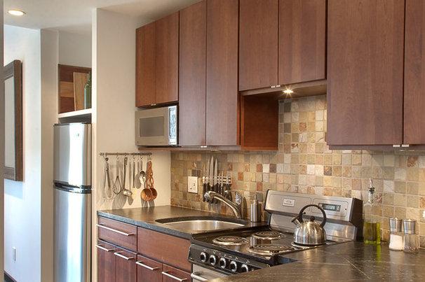 Modern Kitchen by Design To Live LLC