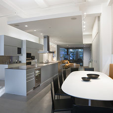 Modern Kitchen by WXY architecture + urban design