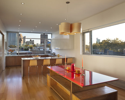 Beautiful Modern Kitchens Houzz
