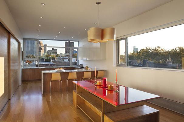 Contemporary Kitchen by Sarah Jefferys Design