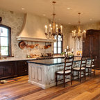Eclectic 1 Rustic Kitchen Toronto By Bellini