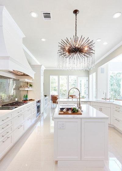 Transitional Kitchen by Designer Shylo Preston