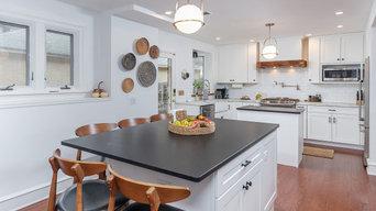 Wyndmoor Kitchen, Master Suite and Hall Bathroom