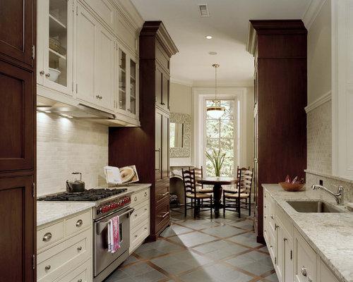 Limestone Kitchen Backsplash Ideas | Houzz