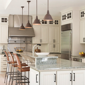 Wynkoop – French Country Redesign of Contemporary Home