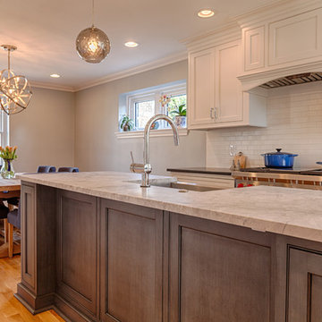 Wynnewood, PA Kitchen and Dining Room Remodel