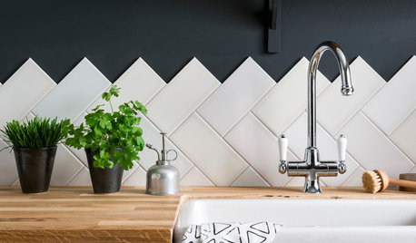 Bored of Standard Subway Tiles? Here's How to Update