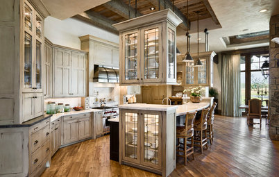 12 Designer Details for Kitchen Cabinets & Islands