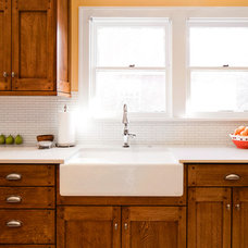 Traditional Kitchen by Christa Pirl Interiors