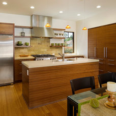 Contemporary Kitchen by Dana Berkus Interiors