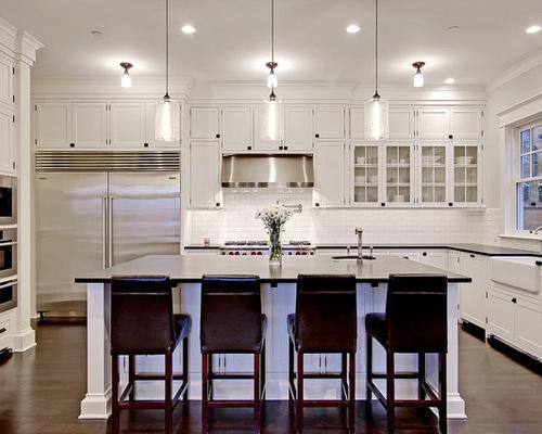 Kitchen pendant lighting