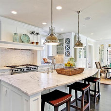 Traditional Kitchen by JD Bergevin Homes, Inc.