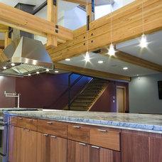 Modern Kitchen by Lee Edwards - residential design