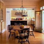 Contemporary Farmhouse Kitchen - Traditional - Kitchen ...