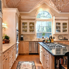 Rustic Kitchen by Levantina USA