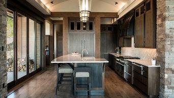 Yellowstone Club Residence - Kitchen