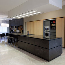 Contemporary Kitchen by yoma architects studio