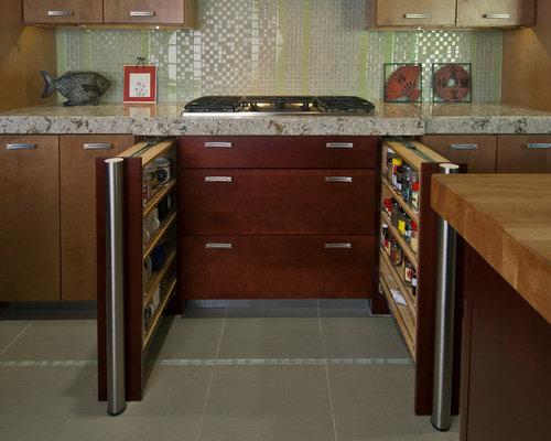 Asian Kitchen Design Ideas & Remodel Pictures | Houzz