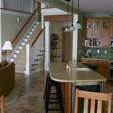 Craftsman Kitchen by Designing Innovations